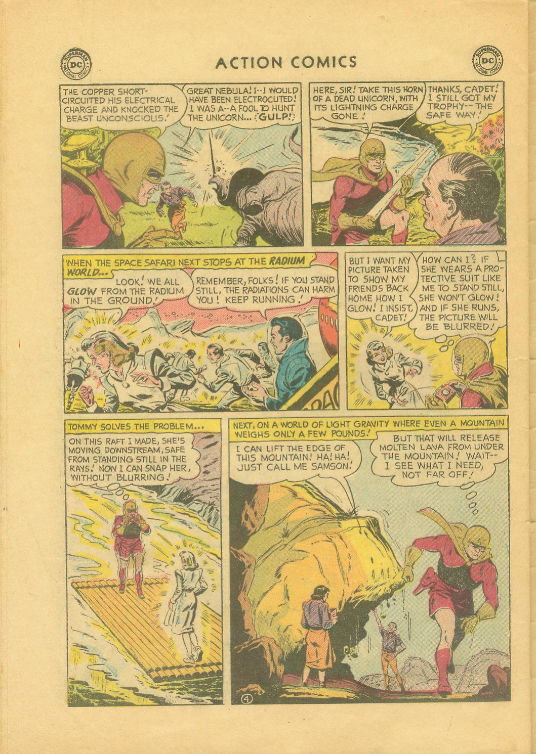 Action Comics (1938) 216 Page 30