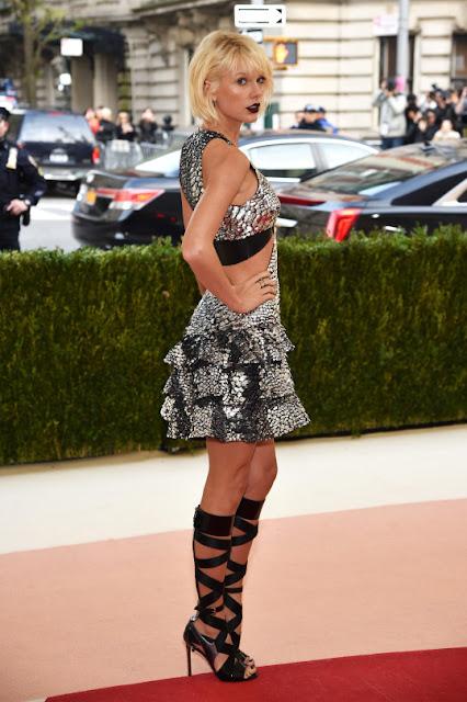 Taylor Swift - Costumt Institute Gala