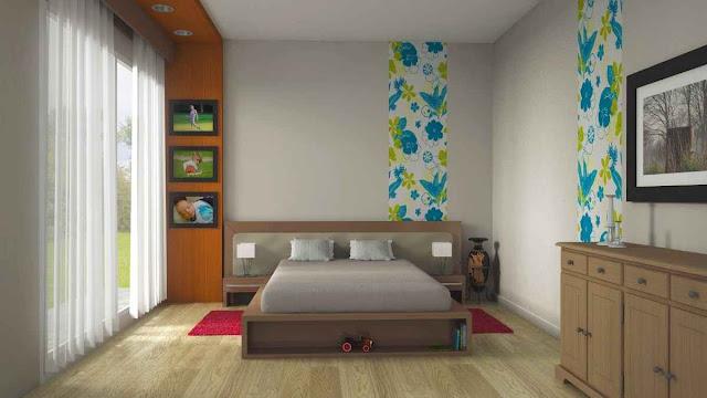 7 Titik yang terlewatkan saat membersihkan kamar, kipas, kolong lemari, bawah tempat tidur,