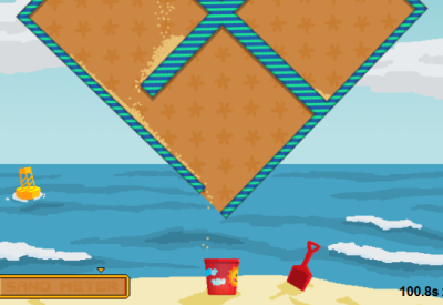 Sand Trap from Chrome Web Store
