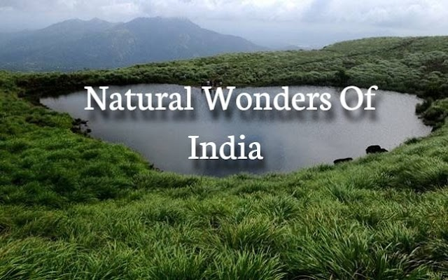 10 Incredible Natural Wonders of India