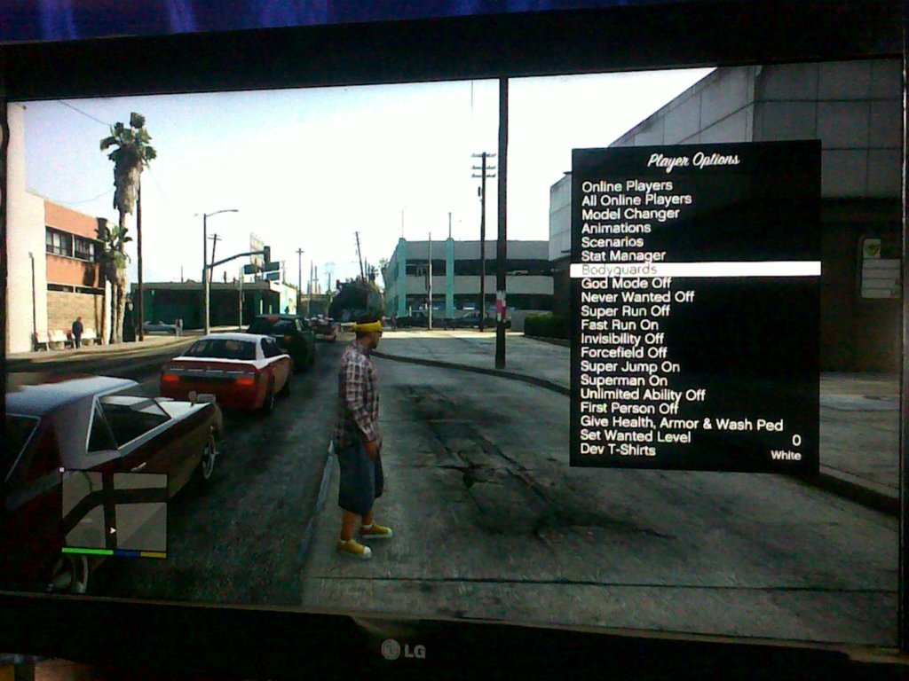 MOD GTA 5 PS3 UPDATE MAKNYUS V8 NO VULGAR