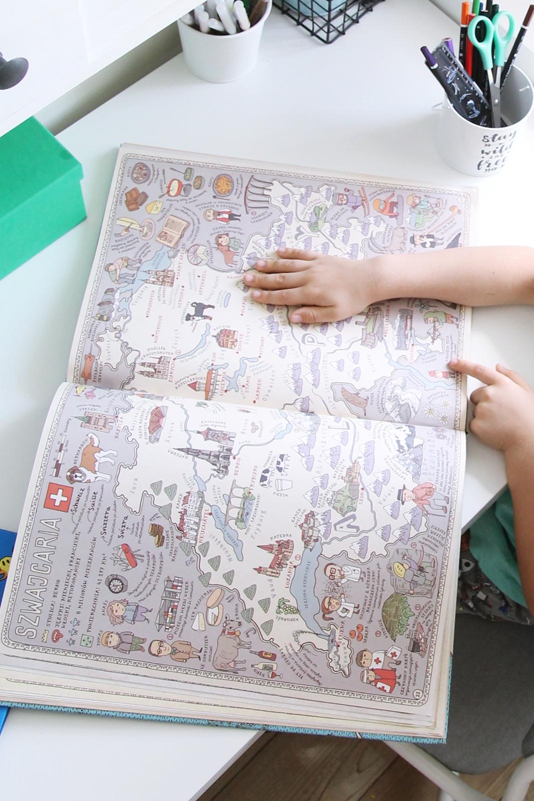 Mapy do szkoły