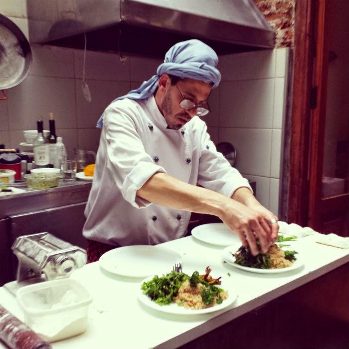 Onde comer comida vegetariana em Montevidéu