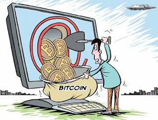 Mesin Penambang Bitcoin Otomatis, Beli Sekali Sanggup Profit Selamanya