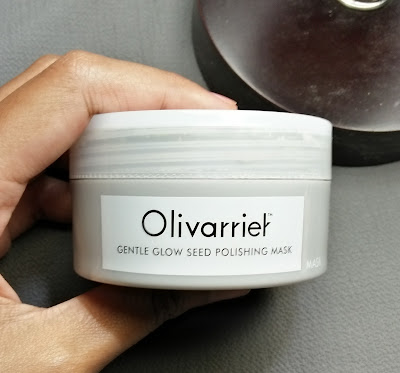 OLIVARRIER GENTLE GLOW SEED POLISHING MASK [REVIEW]