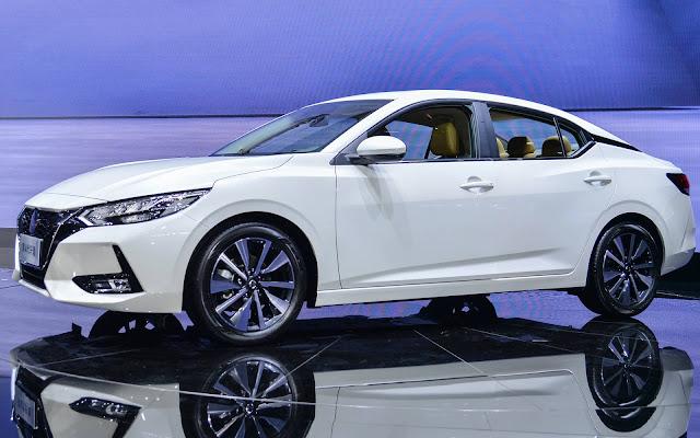 Novo Nissan Sentra 2020