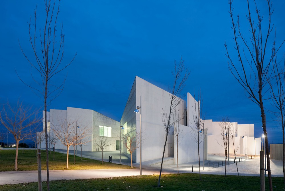 The chicago athenaeum the 2014 awards aib architecture - Arquitectura en zaragoza ...