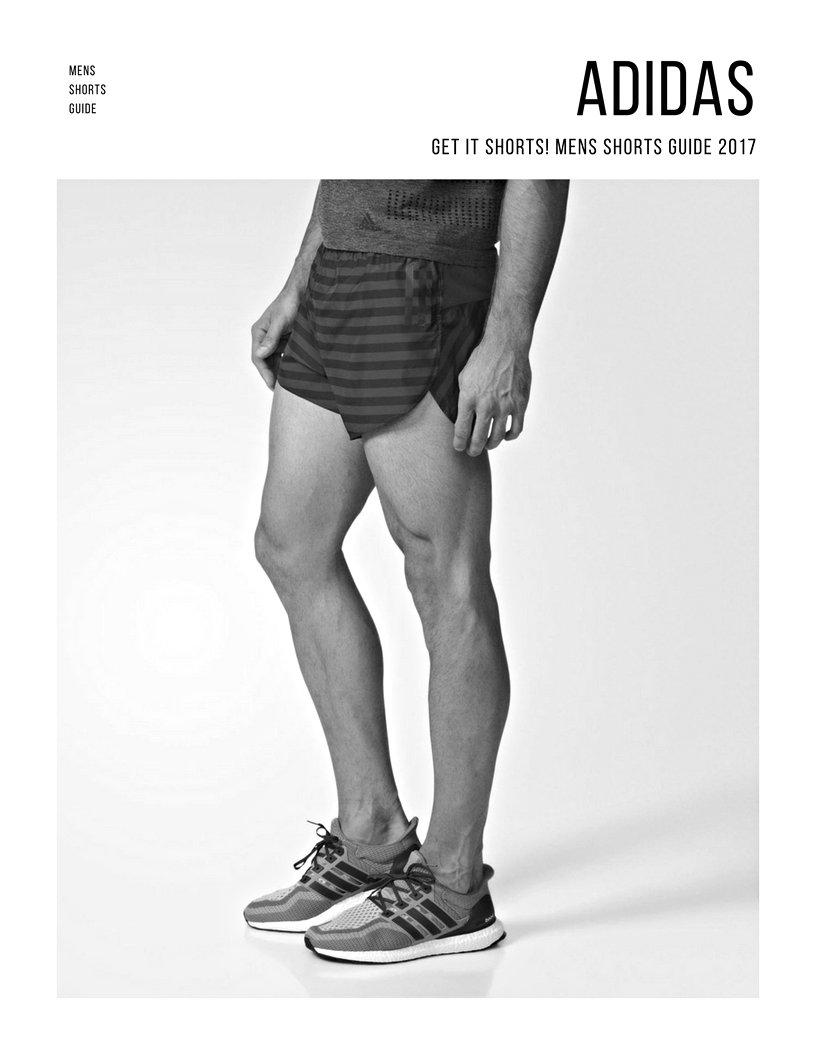 5c78cb1052 Adizero Split Short by Adidas