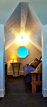 farmhouse upstairs alcove