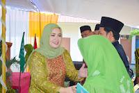 Bupati Bima Beri Sambutan di Harlah Muslimat NU