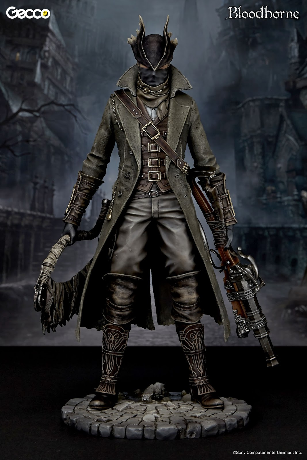 Action Figure Blues: Gecco Corp Announces Bloodborne ...
