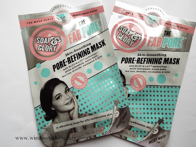 Soap & Glory mask
