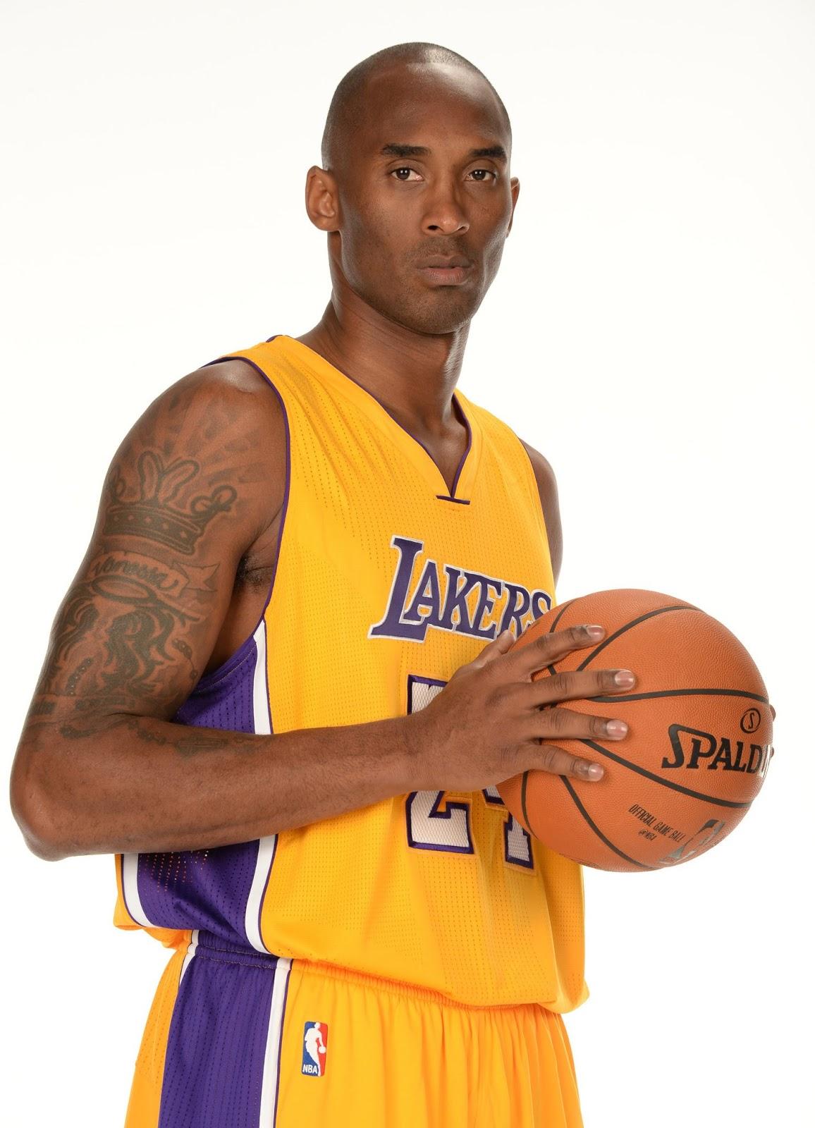 Biografi Kobe Bryant Atlet Bola Basket Dengan Segudang Prestasi
