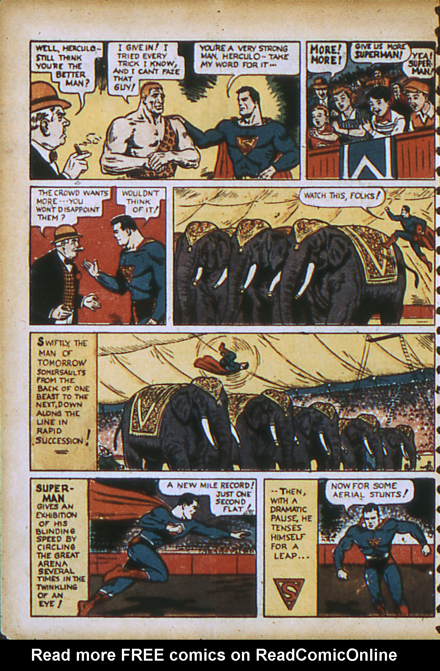 Read online Action Comics (1938) comic -  Issue #28 - 13