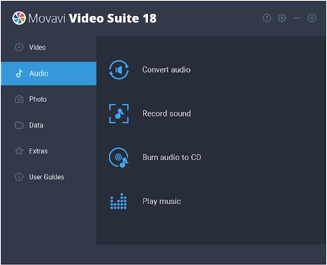 تحميل برنامج Movavi Video Suite لإنشاء ملفات الفيديو باحترافية عالية