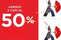 Logo Tripletta Epica: 3 capi al 50% e ottieni il tuo Total Look a metà prezzo!