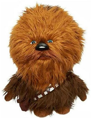 Chewbacca Talking Plush