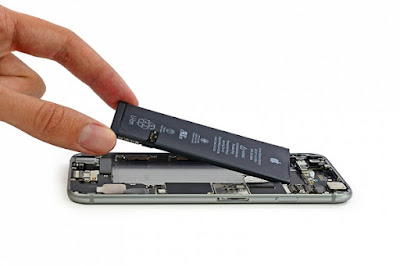 Những điều cần biết khi thay pin iPhone 5s