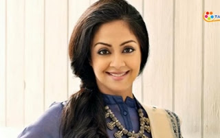 Jyothika as Lioness on her Next…!