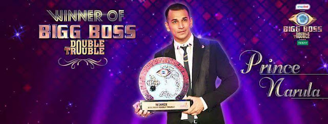 Prince Narula wins Bigg Boss Double Troule Season 9 | Rishabh Sinha becomes 1st Runner-Up