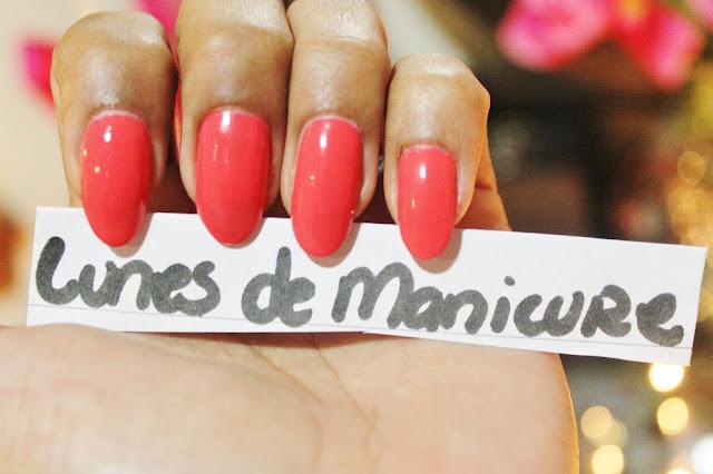 Sorpresa nenas de Lunes de Manicure!