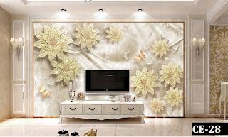 tv ünitesi duvar kağıdı