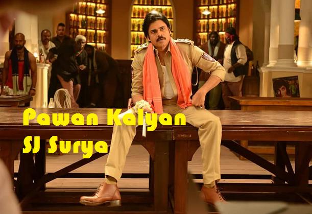 Pawan Kalyan SJ Surya NEw Movie Launch on this Morning