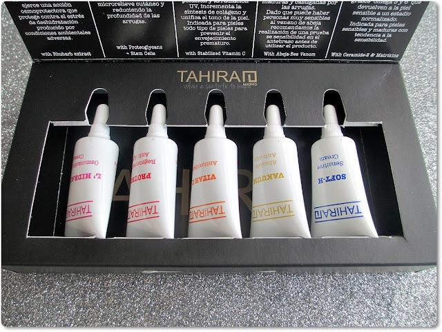 Pack de Bienvenida de Tahirah