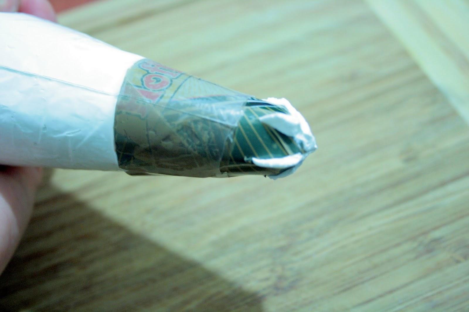 Как сделать кондитерский мешочек фото 837