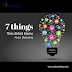 7 things you didn't know about marketing