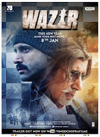 Hindi Movie WAZIR free Download