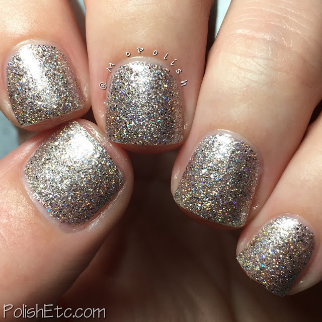 Ellagee - Cozy Winter Nights Collection - McPolish - The Naughty List
