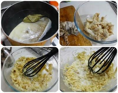 baccalà mantecato ricetta