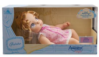 Кукла младенец Дисней Аниматор Аврора