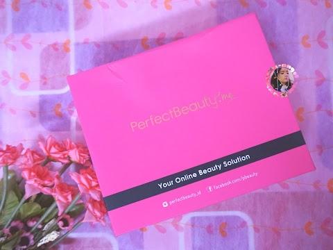 Unboxing Perfectbeauty Beauty Box