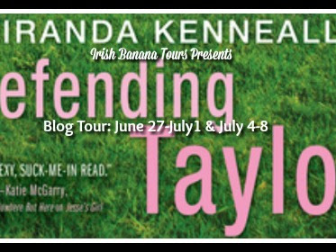 Blog Tour: Defending Taylor by Miranda Kenneally | Review + Excerpt + Giveaway