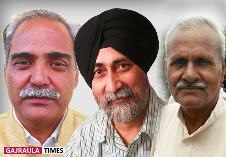 किसानों की समस्यायें दरकिनार चुनाव प्रचार फिर शुरु
