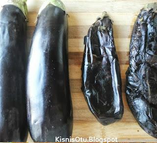 patlıcan, közleme, Arnavut, Arnavut salatası, tarif, patlıcan közlemesi, salat