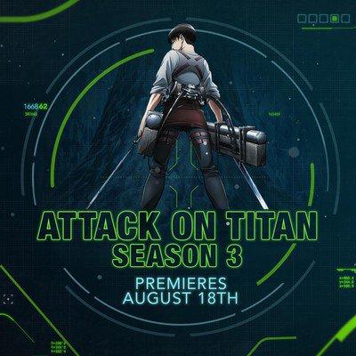 Serial Anime Attack On Titan Sason 3 Akan Mulai Tayang Perdana, Catat Tanggal Tayangnya!