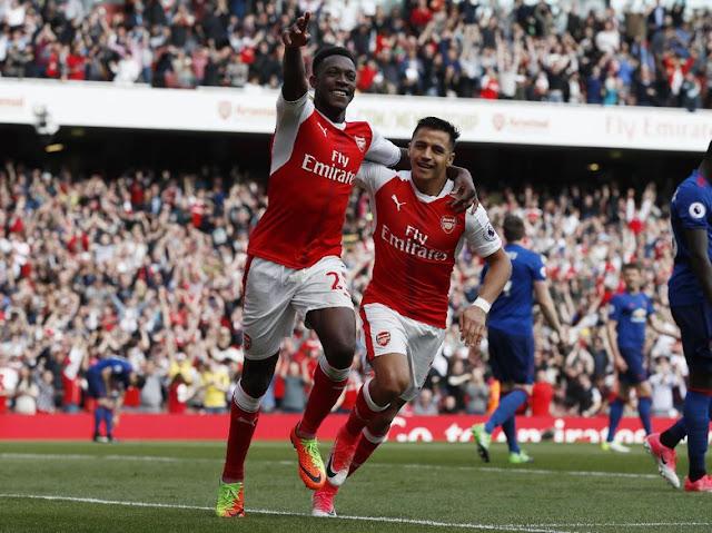 Arsenal Taklukkan MU Dua Gol Tanpa Balas