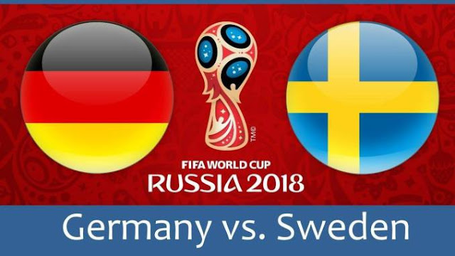 Germany vs Sweden Full Match Replay 23 June 2018