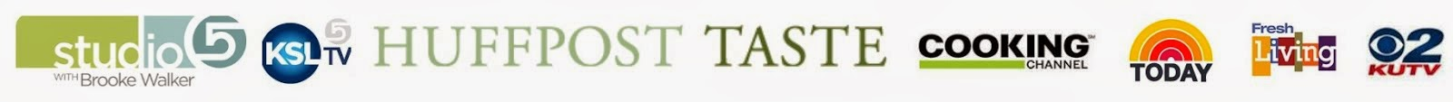 Blondie's Recipes or TV Cooking Segments Have Appeared On: