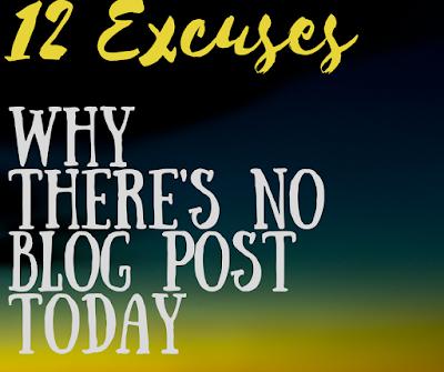 Quit Making Excuses