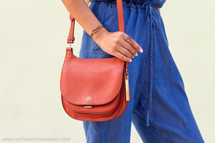 tendencias en bolsos de fuelle clon Chloé