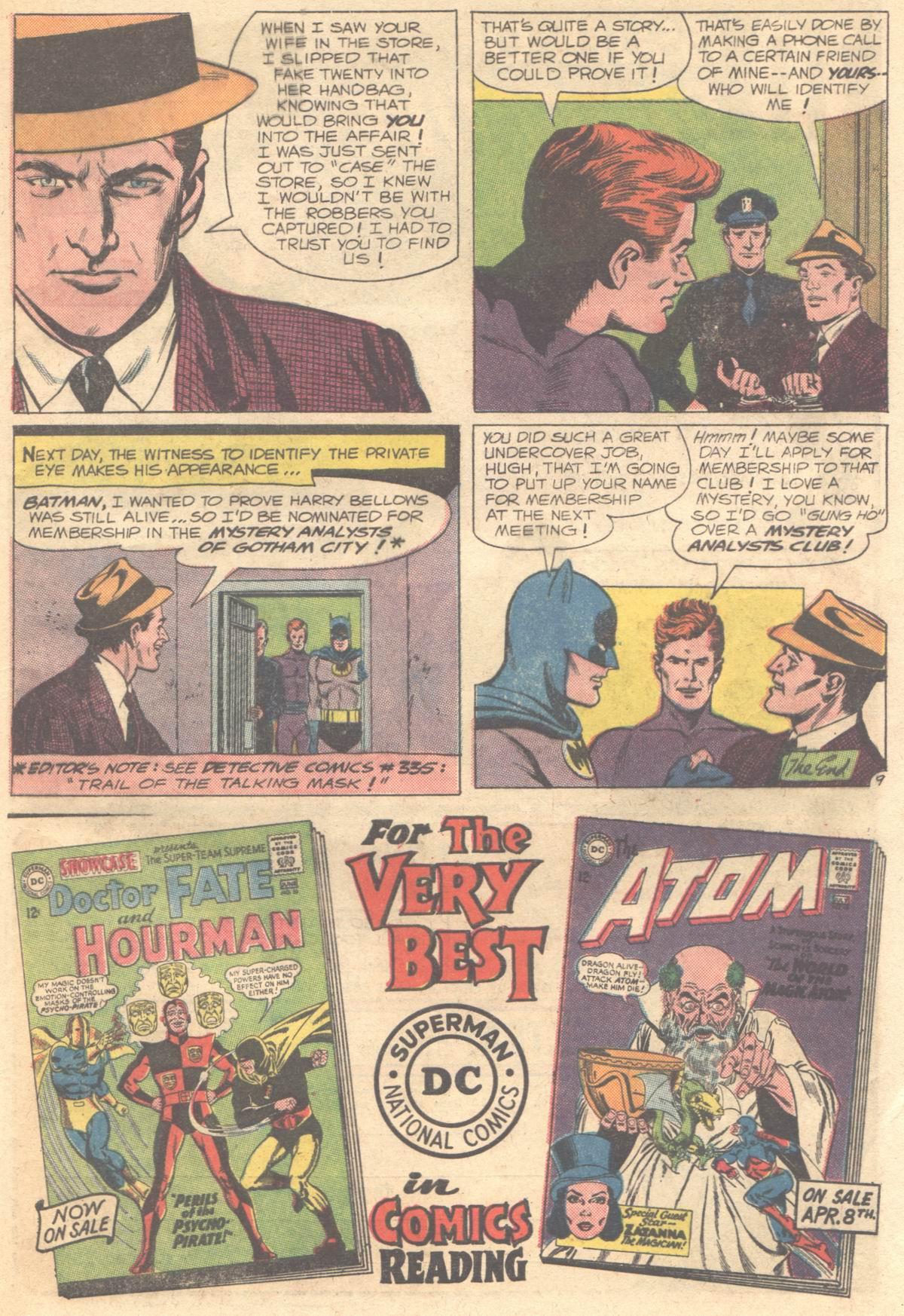 Detective Comics (1937) 339 Page 32
