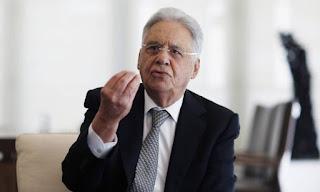 Lula não é imbatível. Eu ganhei dele duas vezes, diz FHC