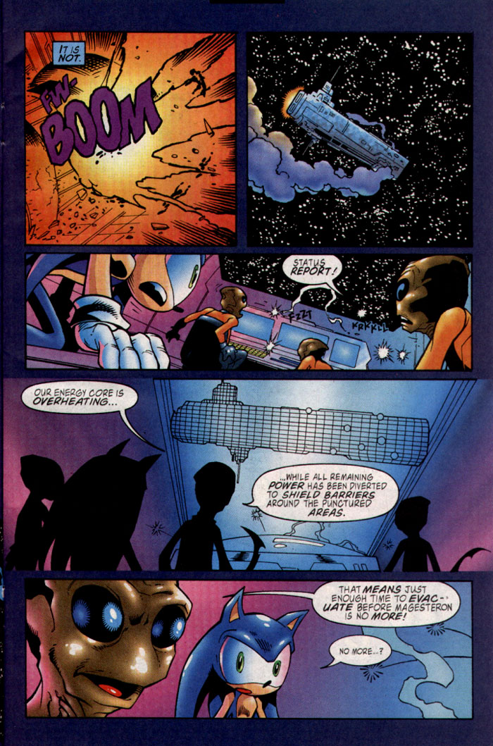 Read online Sonic The Hedgehog comic -  Issue #127 - 6