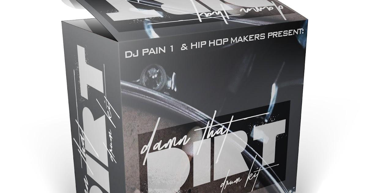 dj pain 1 the best free drum kit in 2017. Black Bedroom Furniture Sets. Home Design Ideas