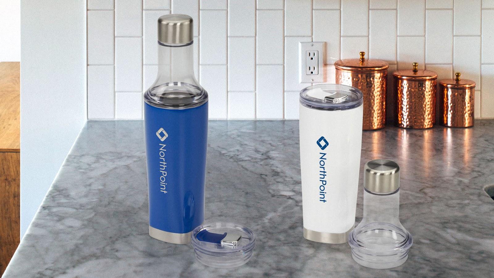Duo Vacuum Bottle & Tumbler